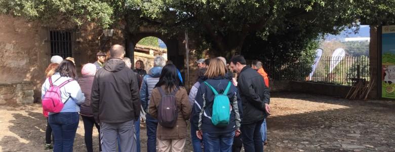 Noves Jornades de recuperació del Bosc de Can Deu, febrer 2018