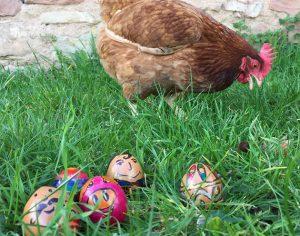 Busquemos los Huevos de Pascua