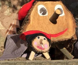 Actividad destacada Busquemos el Tió en el Bosc de Can Deu