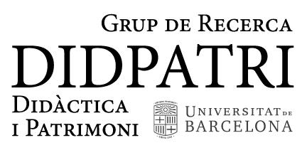 Fundació 1859 Caixa Sabadell i DIDPATRI