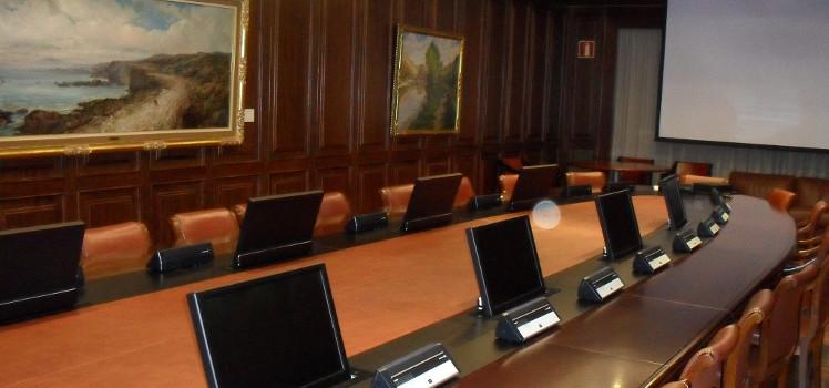 Sala del Consejo