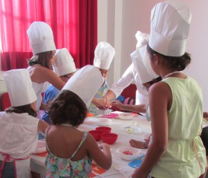 Club infantil de cocina