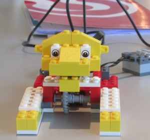 Lego WeDo (ens iniciem)
