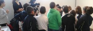 Activitat destacada Tallers i visites per a escoles
