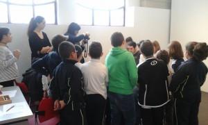 Tallers i visites escolars