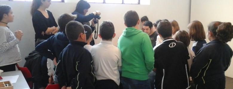 Tallers i visites per a escoles