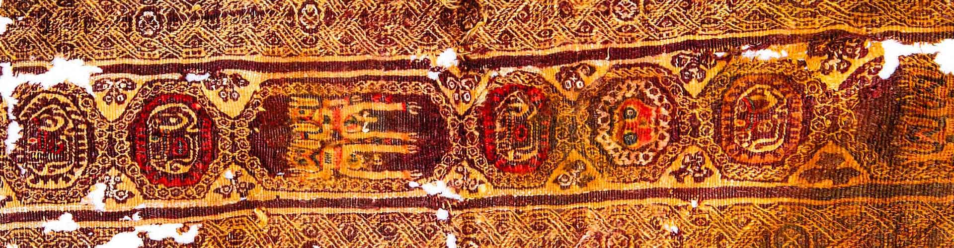 """""""Antic Egipte i teixits coptes de Montserrat"""""""