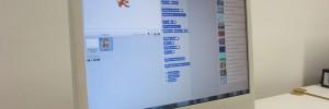 Activitat destacada Animacions amb Scratch