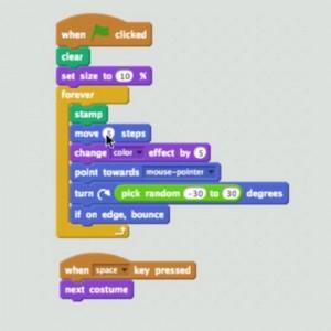 Programa videojocs amb Scratch