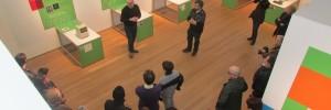 Actividad destacada Visita comentada a la exposición Press Start
