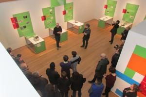 Visita comentada a l'exposició Press Start