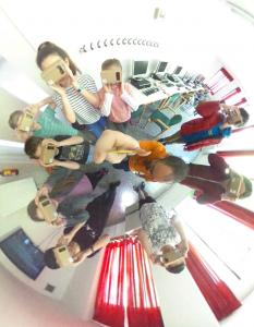 Interactius de foto immersiva 360º