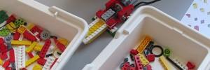 Activitat destacada Lego WeDo (ens iniciem)