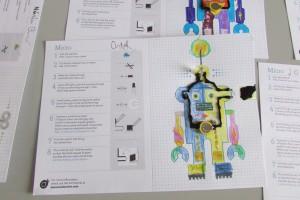 Robots en 2D