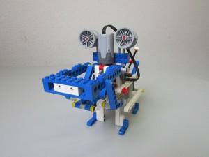 Construccions motoritzades amb Lego