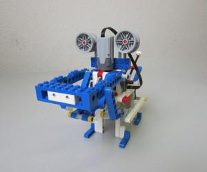 Actividad destacada Construcciones motorizadas con Lego