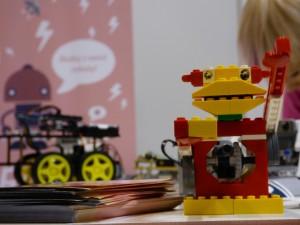 Lego WeDo: construïm robots