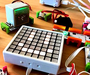 Activitat destacada Invents electrònics amb littleBits
