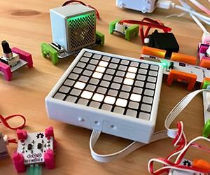 Inventos electrónicos con littleBits