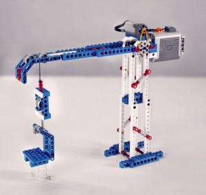 Construcciones motorizadas con Lego