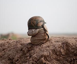Ante el Estado Islámico. Lucha Peshmerga y población civil