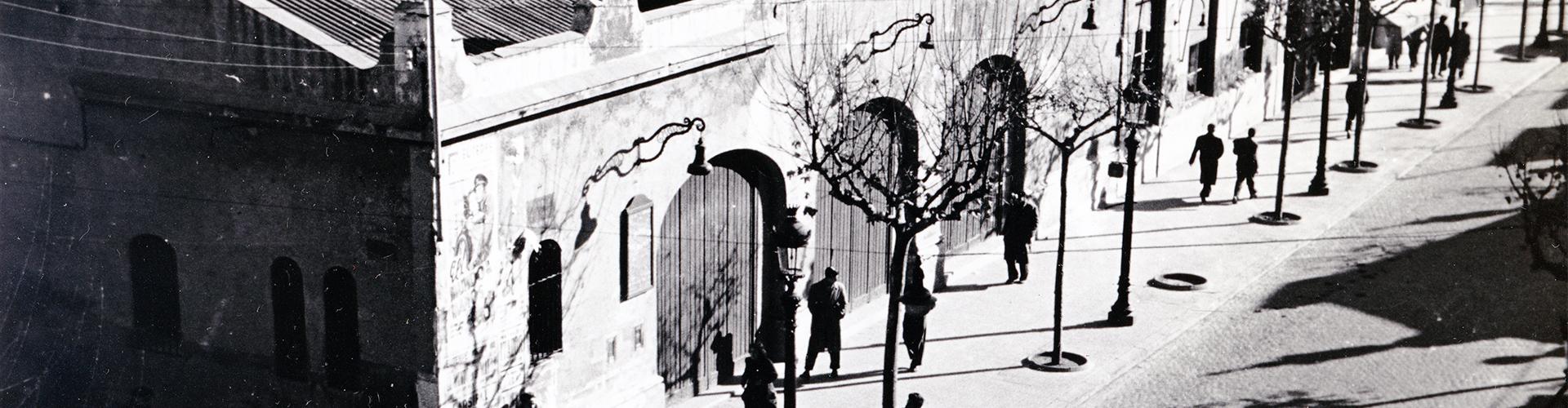 """""""Exposició: Sabadell, càmera i acció. Història del cinema a Sabadell"""""""