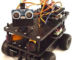 Programa robots amb Arduino