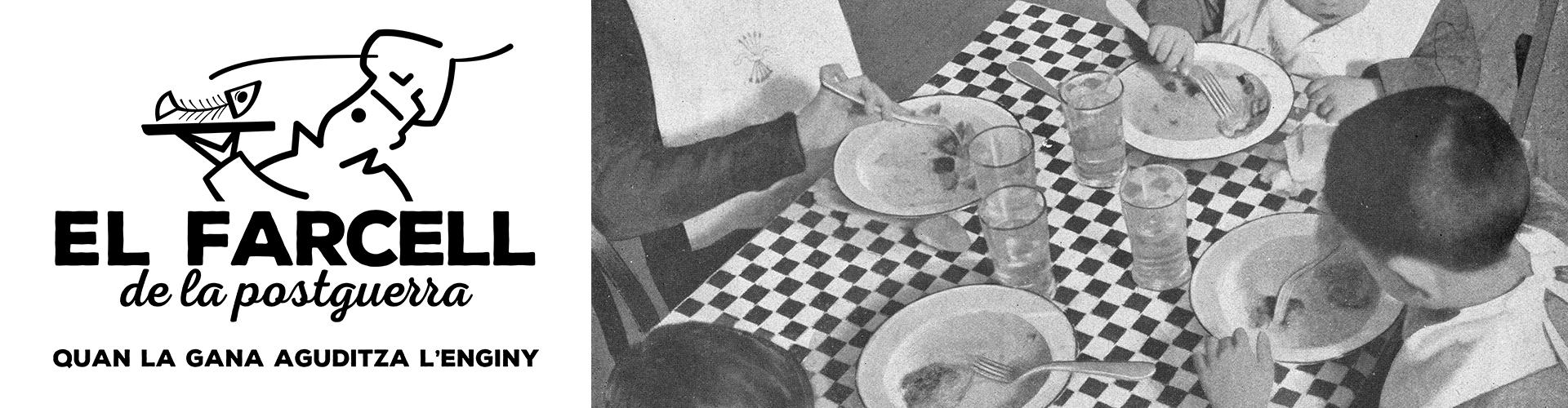 """""""Exposición: El fardo de la posguerra. Cuando el hambre aguza el ingenio"""""""