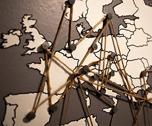 Geografia a través de rutes històriques