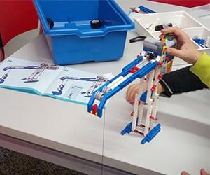 Lego: màquines simples i motoritzades