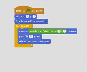 Programació de videojocs amb Scratch