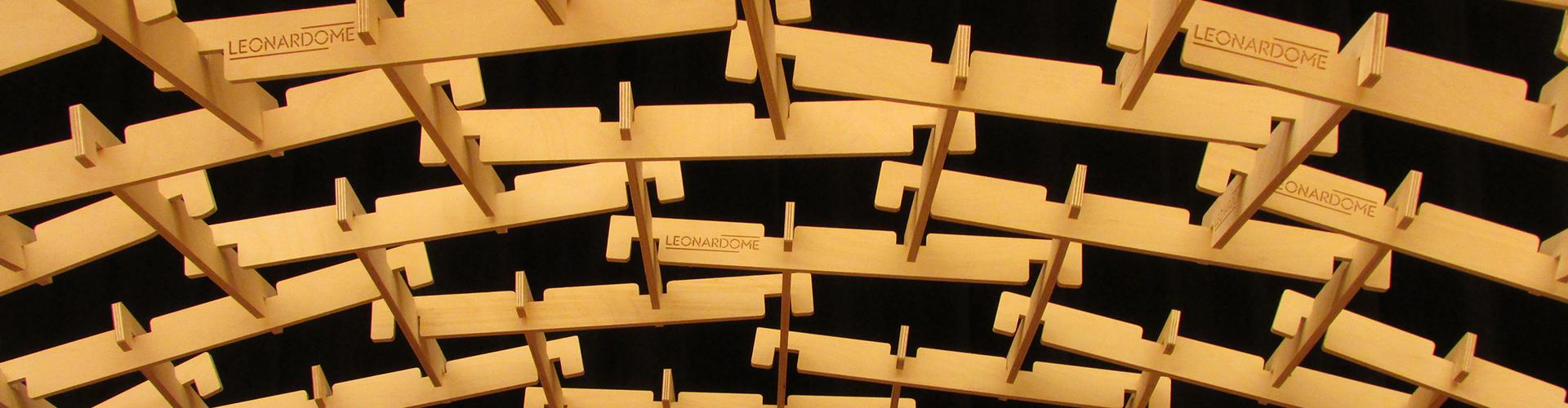 """""""Taller Mini Innova: Construye cúpulas de Leonardo"""""""