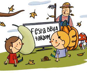 Actividad destacada Revive la Fiesta BBVA de Otoño.