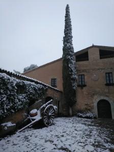 Casal de Nadal a la masia de Can Deu