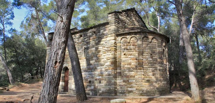 Hermitage of Sant Vicenç de Verders