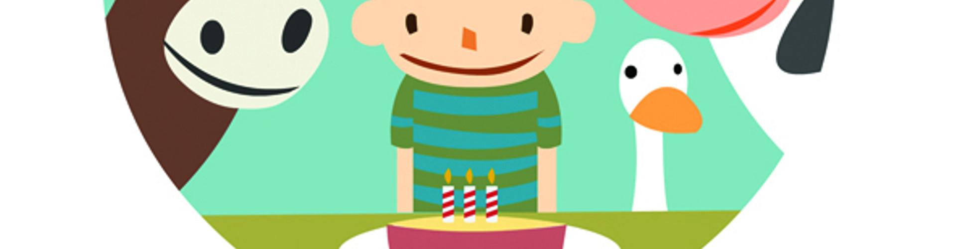 """""""Animalada. Fiestas de cumpleaños"""""""