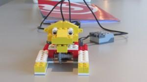 Lego WeDo: construimos robots