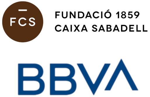 Fundació Antiga caixa Sabadell 1859 i BBVA