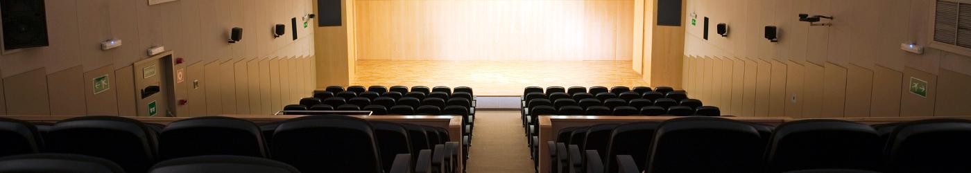 Actos en nuestros auditorios