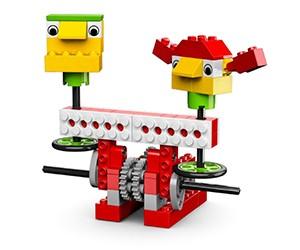 Autòmats de Lego en acció!