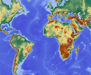 Capas de la Tierra y tectónica de placas