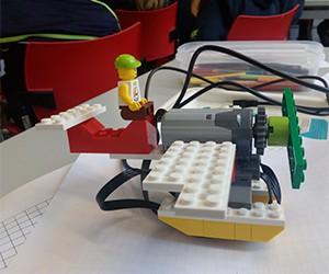 Lego WeDo: robòtica educativa