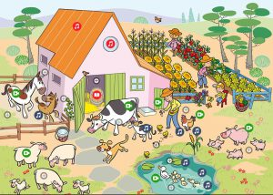 La granja interactiva